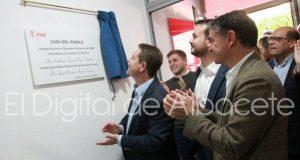 Inauguracion Casa del Pueblo La Roda Page
