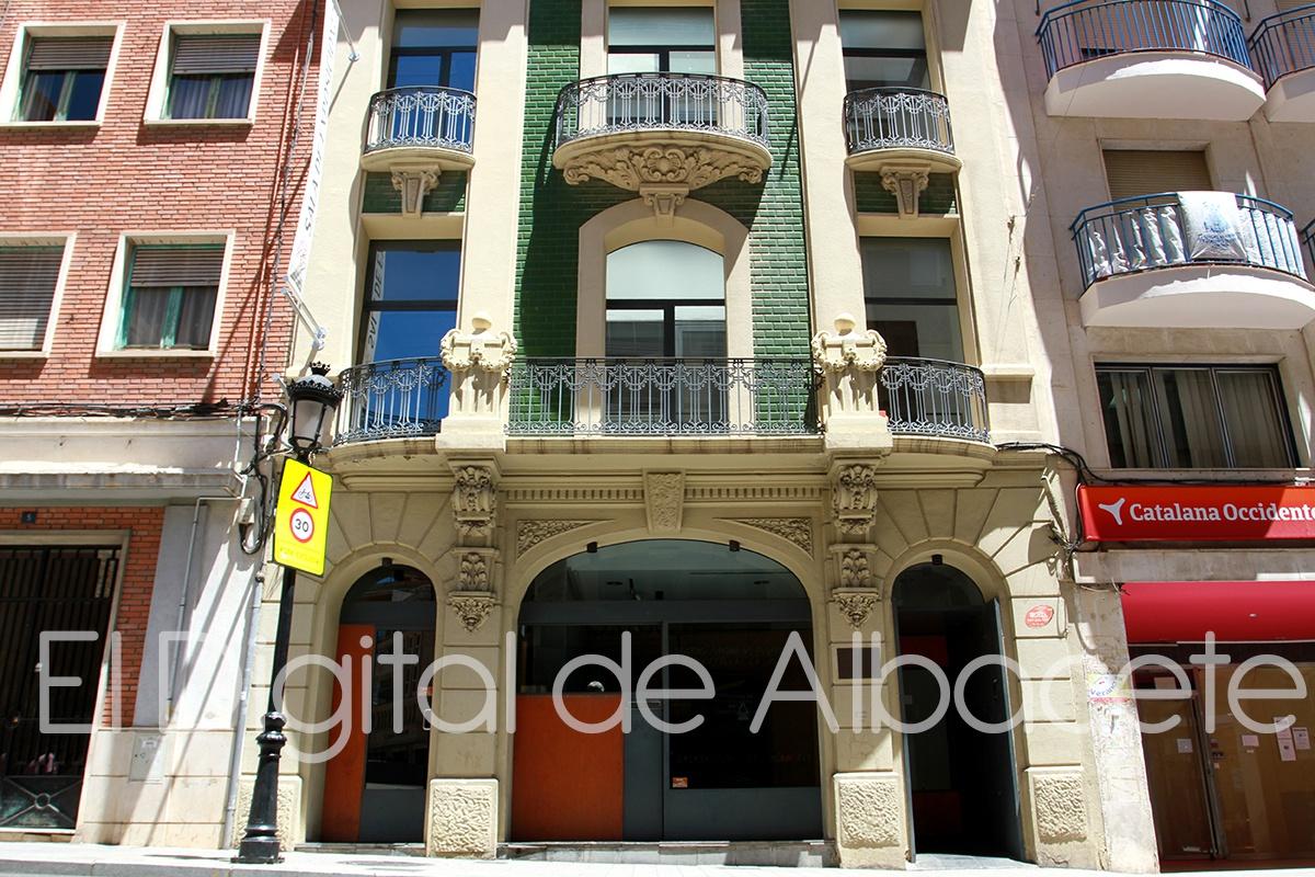 El colegio oficial de arquitectos homenajear a cervantes en albacete el digital de albacete - Arquitectos albacete ...