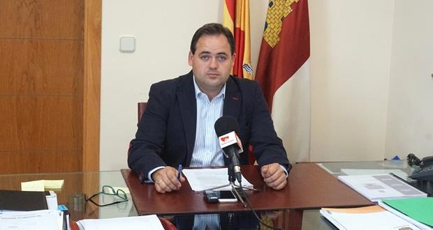 Paco Núñez, alcalde de Almansa