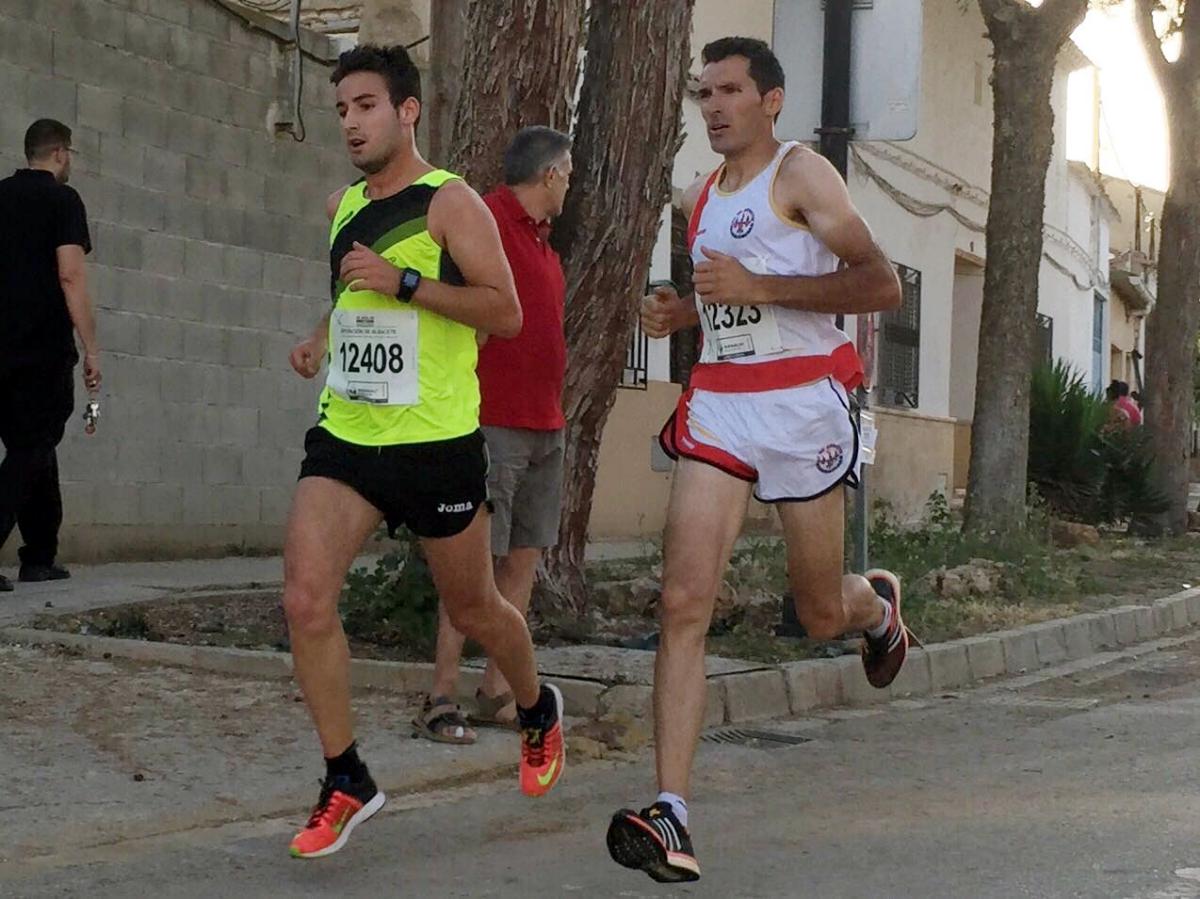 Los atletas populares vencieron al intenso calor en la - El tiempo en la gineta albacete ...