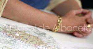 mapa de barrios albacete 1