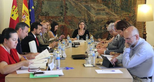 Reunión del Consejo de Dirección del Instituto