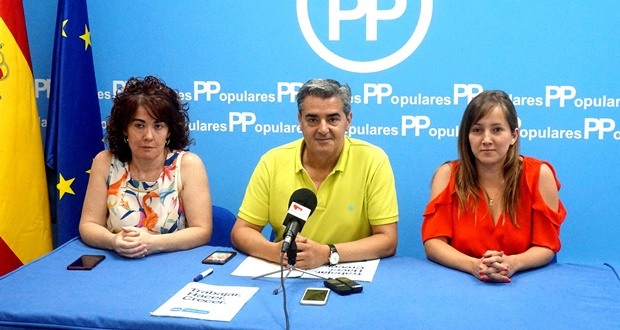 Ramon Rdguez, pte PP Almansa