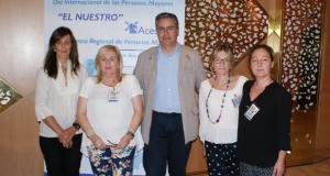 Foto. El Ayuntamiento de Albacete pone en valor que los mayores son un pilar básico