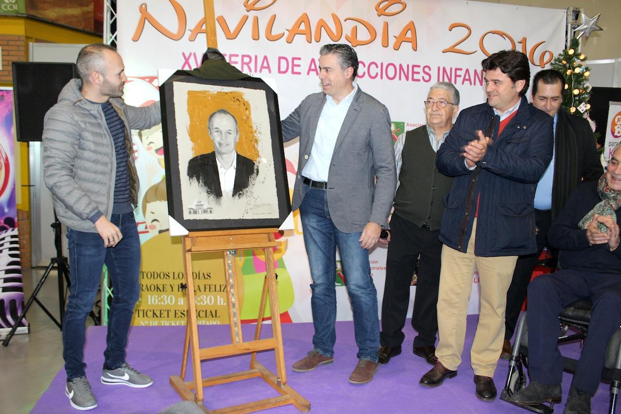 Andrés Iniesta, para enmarcarlo - El Digital de Albacete