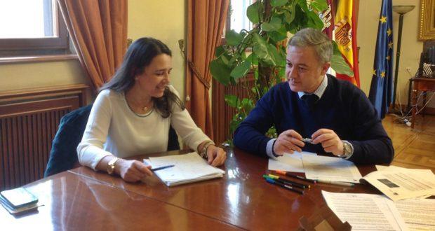 El subdelegado del gobierno en albacete se re ne con la - Jefatura provincial de trafico de albacete ...