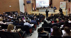 Foto JCCM 2- JORNADAS SOBRE EXTERNALIZACION DE SERVICIOS PÚBLICOS EN UCLM