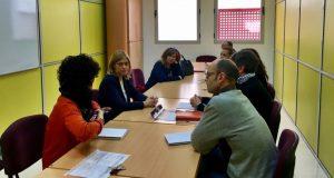 2017-03-31 Visita centro sociocultural El Pilar