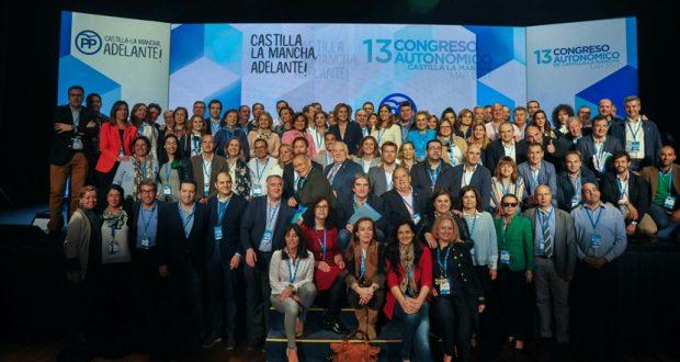Comité Ejecutivo PP-CLM 1