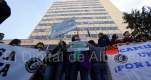 huelga educacion albacete