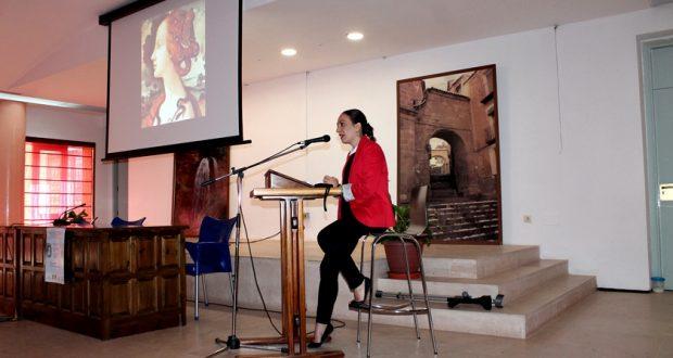 HOMENAJE A OLIVA SABUCO- DISCURSO MERCEDES MÁRQUEZ