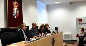 JORNADA DE PREVENCION DE RIESGOS LABORALES EN LA UCLM 1
