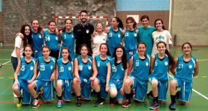 CBA baloncesto femenino