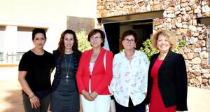 Junta Directiva de la Federación de Asociaciones de Parkinson de Castilla-La Mancha