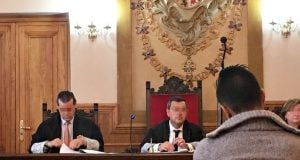 juicio jueces justicia sentencia penal