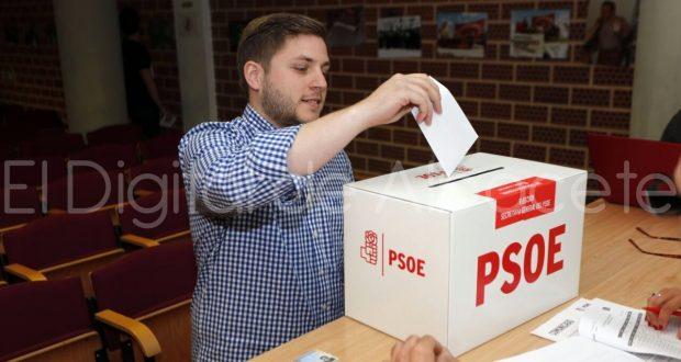 nacho hernando votando
