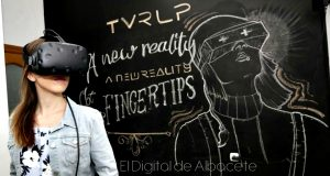 sandra realidad virtual