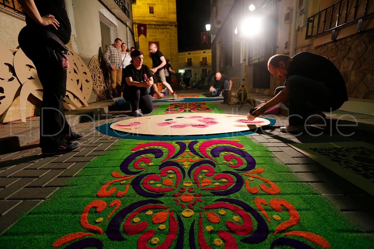 Fotos las mejores im genes de las alfombras de serr n de for Imagenes de alfombras