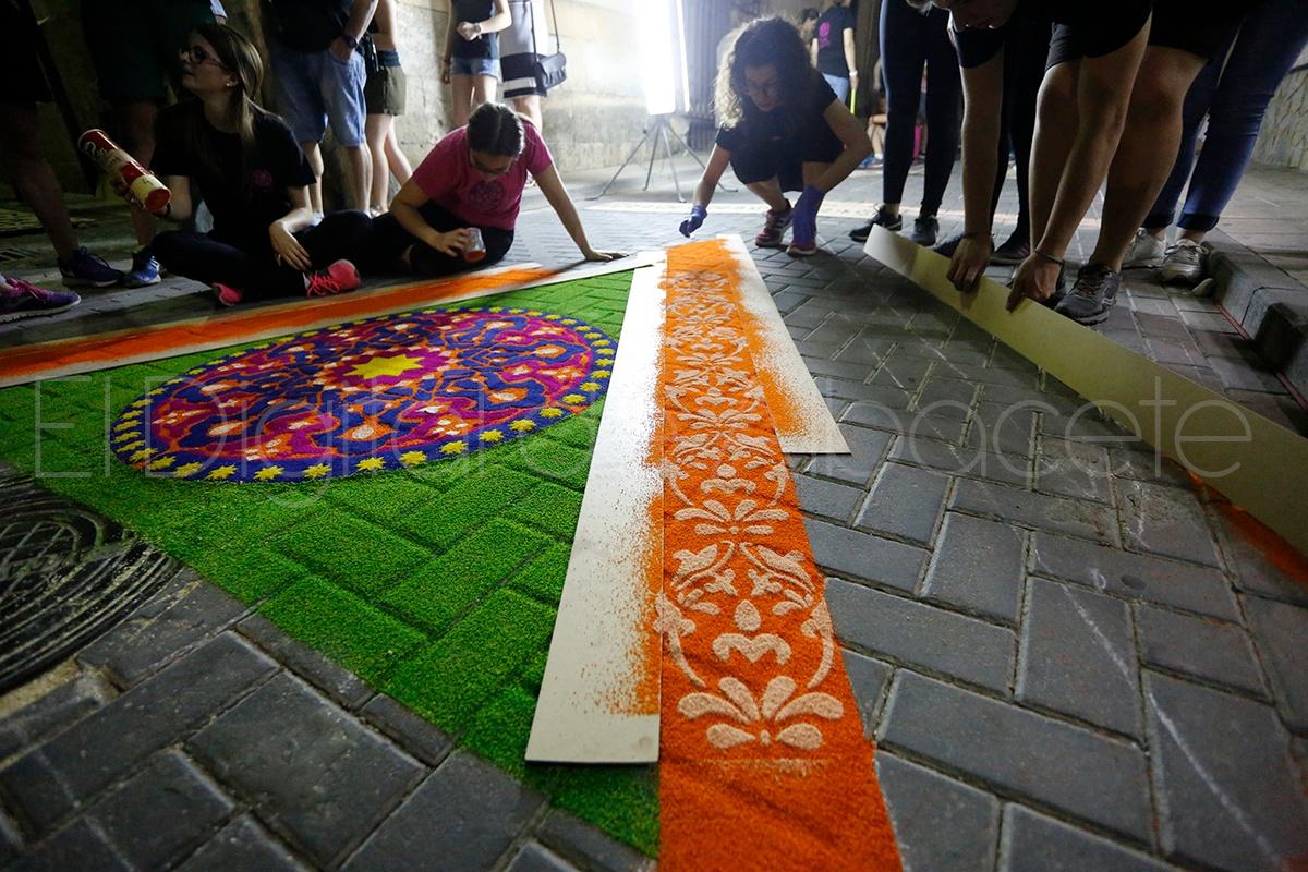 Fotos las mejores im genes de las alfombras de serr n de for Las mejores alfombras