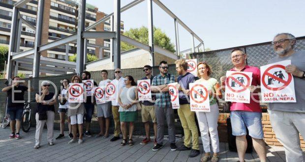 gasolinera protesta 2