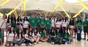 jovenes extranjero