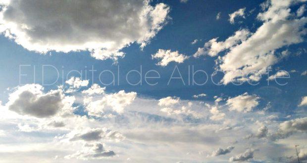 nubes cielo