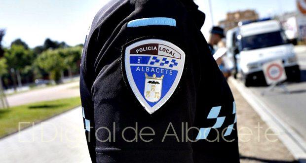 policia local control