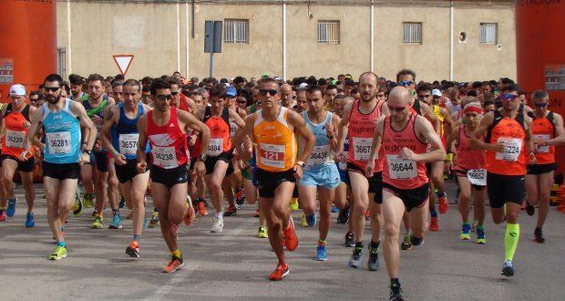 M s de 500 corredores vencieron al calor en la gineta el - El tiempo en la gineta albacete ...