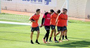 Entrenamiento Ciudad Deportiva Pretemporada Alba 2017 (24)