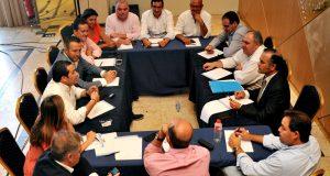 Mesa Convención PP-CLM
