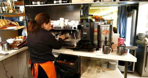 empleo trabajo cafeteria