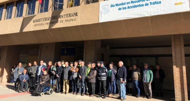 Albacete recuerda a las v ctimas de los accidentes de - Jefatura provincial de trafico de albacete ...