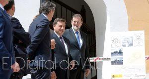 VISITA RAJOY DE LA SERNA COSPEDAL ALBACETE AUTOVIA LINARES JAEN A32 Y RECINTO FERIAL NOTICIAS ALBACETE 102