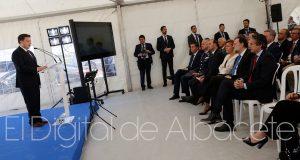 VISITA RAJOY DE LA SERNA COSPEDAL ALBACETE AUTOVIA LINARES JAEN A32 Y RECINTO FERIAL NOTICIAS ALBACETE 44