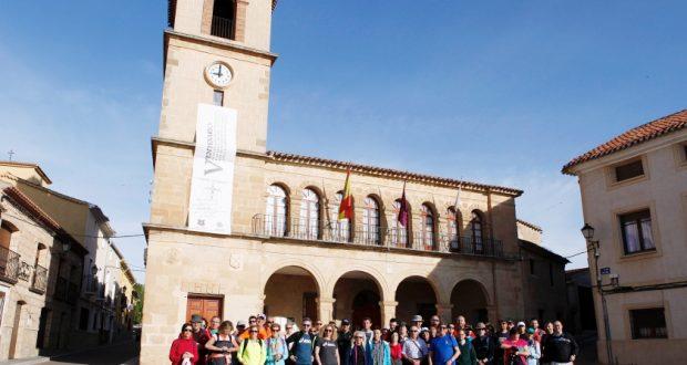 Paseo primaveral por Peñas de San Pedro y Madrigueras con las rutas de  senderismo de la Diputación. en no albacete ... 1529ca0e76904