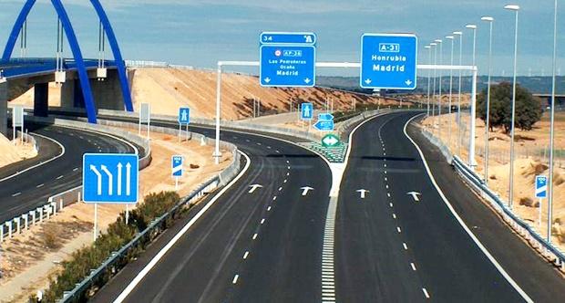 Crece el tráfico en la autopista Ocaña-La Roda tras el rescate del Estado - El Digital de Albacete
