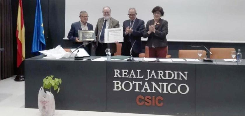 Premian la defensa de la biodiversidad del jard n bot nico for Jardin botanico castilla la mancha