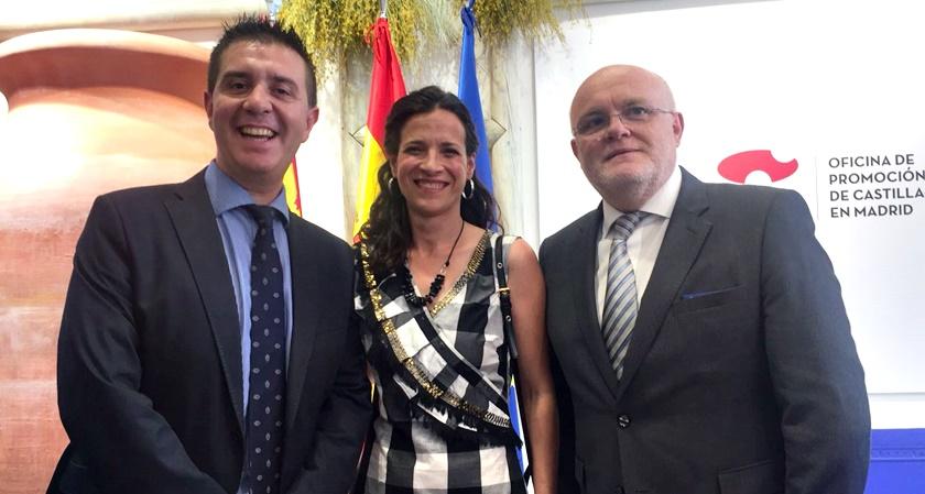 La nueva oficina de turismo de castilla la mancha en for Oficina de turismo albacete