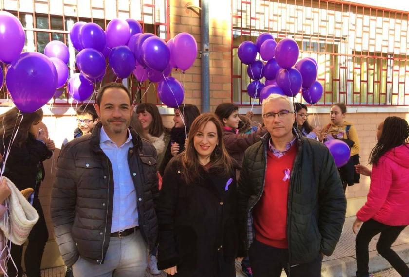 Hacen marcha en Torreón contra violencia a mujeres