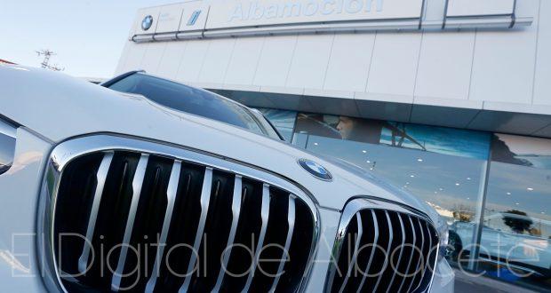 BMW X3 ALBAMOCION NOTICIAS ALBACETE 64