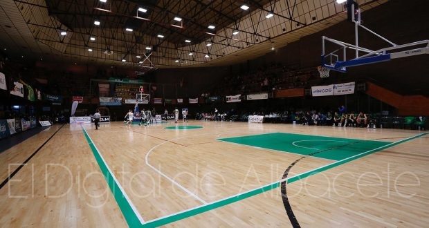 ALBACETE BASKET VS LA RODA NOTICIA ALBACETE 39