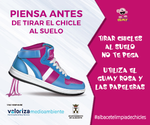 VALORIZA CHICLES CUADRADO