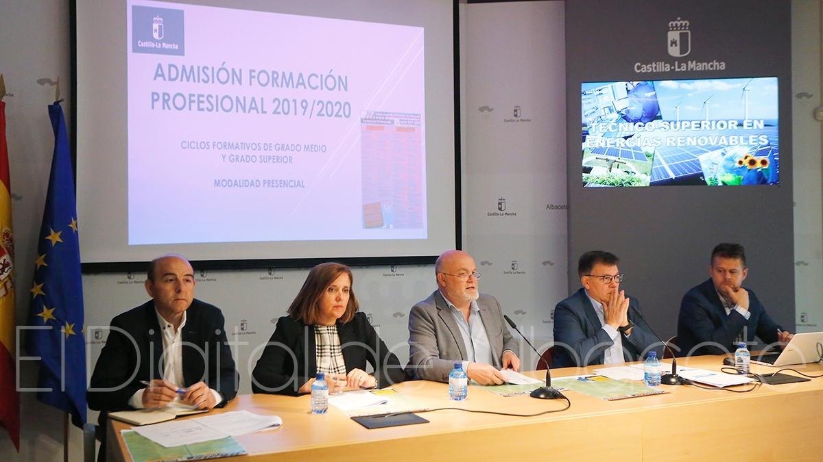 La Junta Aumenta La Oferta De Ciclos Formativos En La