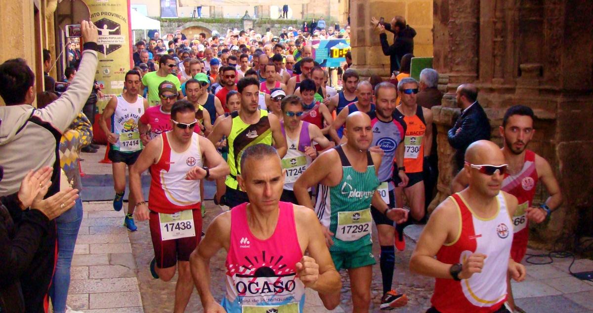 El Santuario de la Virgen de Cortes espera a los 'runners' de Diputación - El Digital de Albacete
