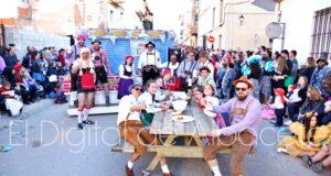 noticias carnaval tarazona de la mancha