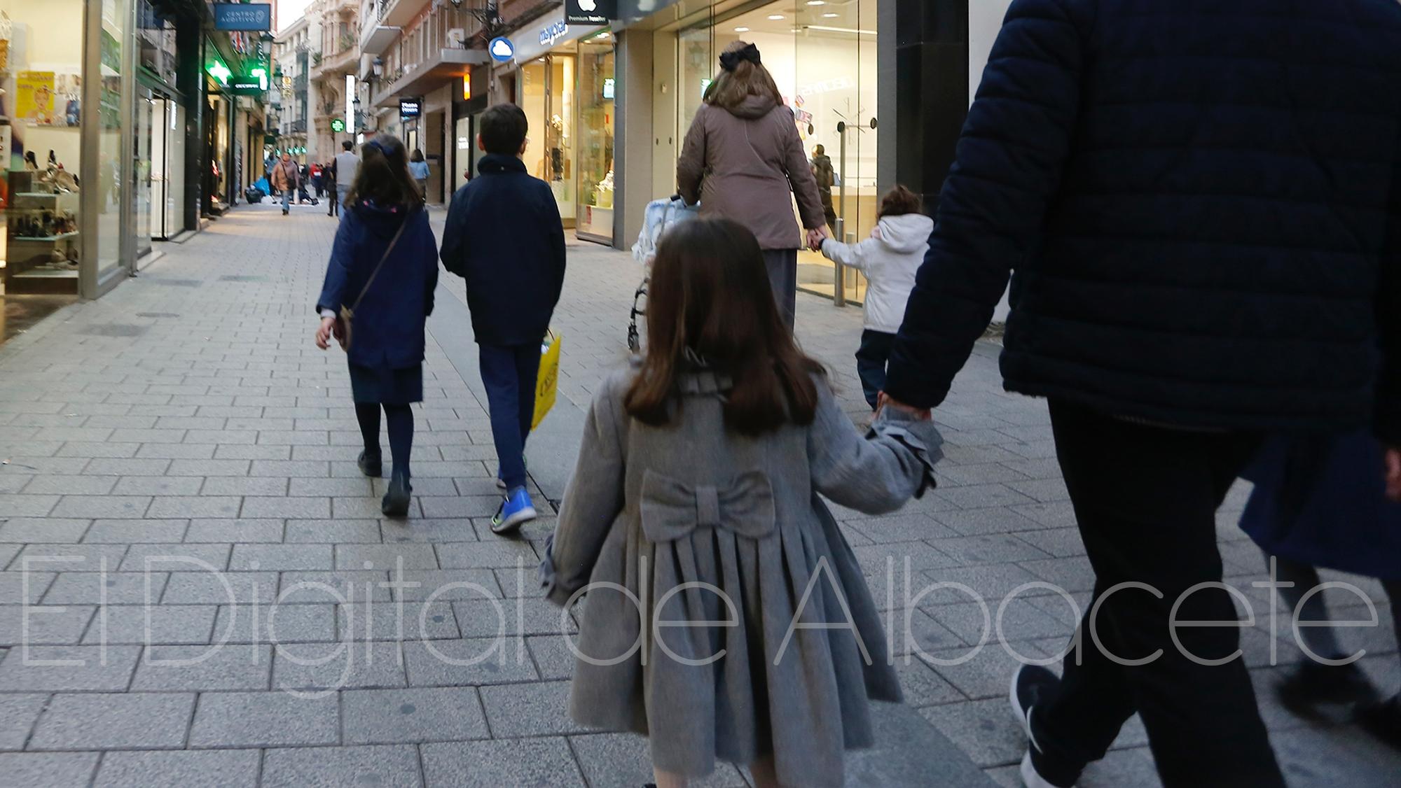 noticias niños calle coronavirus albacete