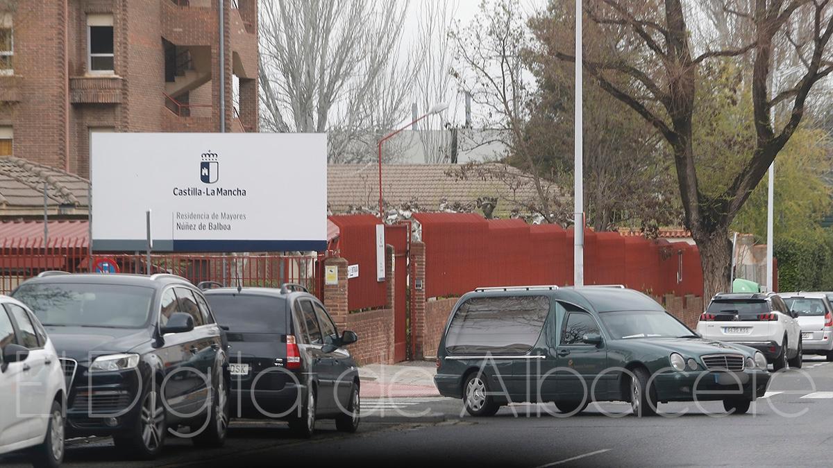 residencia albacete