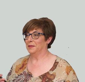 Encarnación García, alcaldesa de Corral Rubio