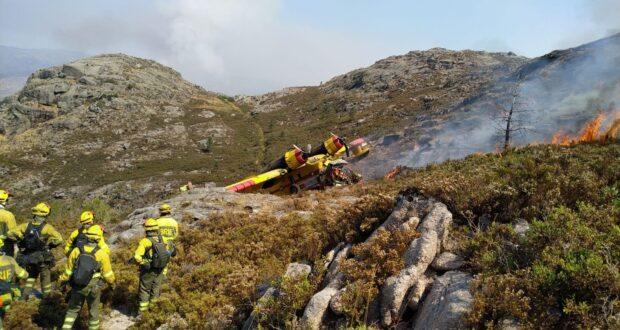 accidente hidroavion