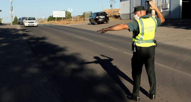 estado alarma guardia civil